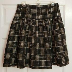 🍁Zara Vintage Wool Skirt